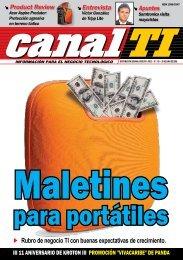 Product Review Entrevista Apuntes Rubro de negocio TI ... - Canal TI