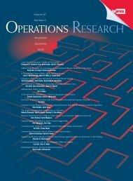 Front Matter (PDF) - Marketing Science - Informs