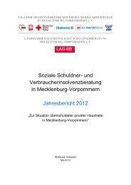 Jahresbericht 2012 - BAG-SB