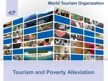 Tourism and Poverty Alleviation