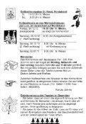 Gemeindebrief - Kath. Kirchengemeinde St. Knud Nordstrand - Seite 4