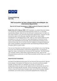 PGP Corporation mit dem erfolgreichsten ... - IT-Business