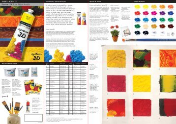 System 3D Broadsheet AW2 - Boville Wright Ltd