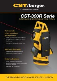 CST-300R Serie