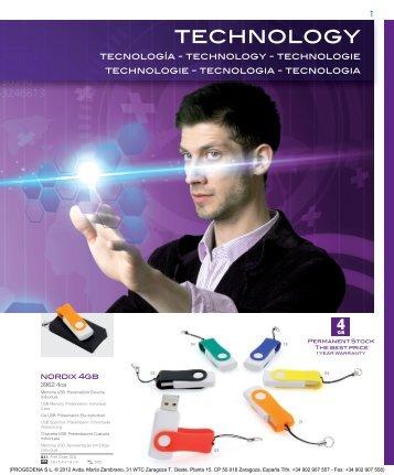 technology - Progedena