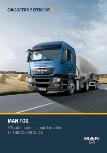 Brochure TGS - Man camions et bus