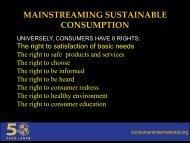 Indrani Thuraisingham, Head, Consumers ... - Switch Asia