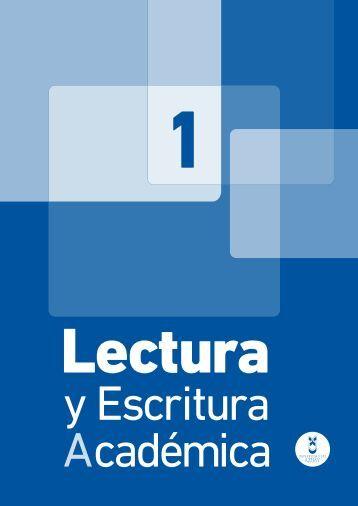 Lectura y Escritura Académica 1 - Universidad del Azuay