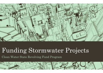 Funding Stormwater Stormwater Projects - Alabama.gov