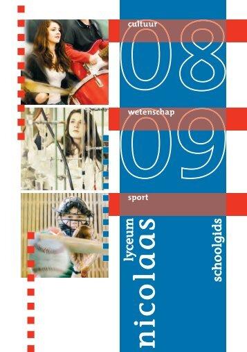 schoolgids_08-09 - Onderwijs Consumenten Organisatie