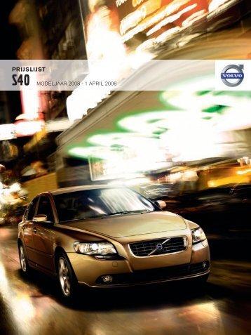 Modeljaar 2008 - Volvo