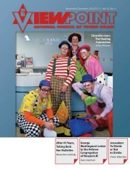 Download Winter 2010 Magazine - National Council of Young Israel