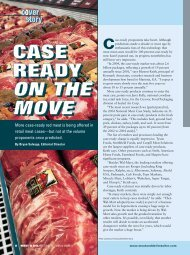 Case Ready on the Move - Keymark Associates