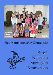 2012 - kirche-naensen.de - Pfarrverband Naensen