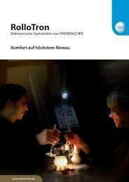 Rademacher Rollotron Prospekt