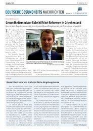 PDF ausgabe 2013-34 - DEUTSCHE GESUNDHEITS NACHRICHTEN