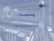 Clustering - Prace Training Portal