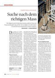 Teurer Regel-Dschungel: Suche nach dem richtigen Mass - Schweiz