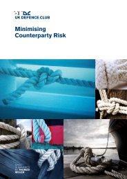 UKDC 2012 Counterparty-Risk vw - UK P&I
