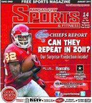 August - Kansas City Sports & Fitness Magazine