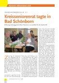Seniorenzentrum Für Ihre Sicherheit Infos für ... - Kreisseniorenrat - Seite 6