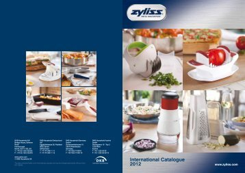 International Catalogue 2012