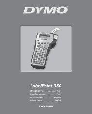 LabelPoint 350 - DYMO