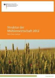Wirtschaftsjahr 2011/12 - BMELV-Statistik