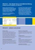 WSCAD - Produkte und Services - Page 4
