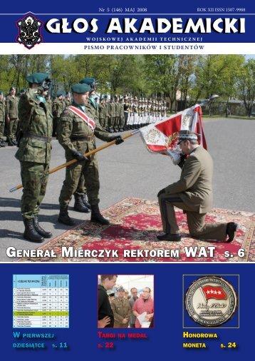 WAT S. 6 - Wojskowa Akademia Techniczna