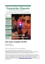 Eurasisches Magazin 10-11