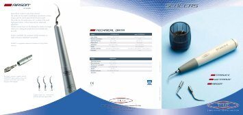 tkd scalers.pdf - PROFI - dental equipment