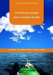 Le Partenariat mondial pour le Tourisme durable - Unat