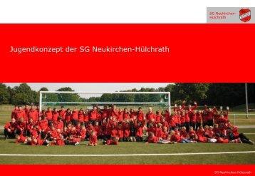 Jugendkonzept der SG Neukirchen-Hülchrath