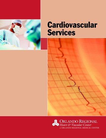 5932-68702-Cardio Booklet - Orlando Health