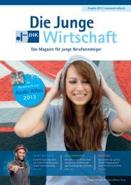 Die Junge Wirtschaft - Online-Portale