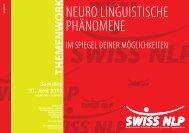 Neuro LiNguistische PhäNomeNe - SWISS NLP
