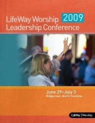 LifeWay Worship Leadership Conference