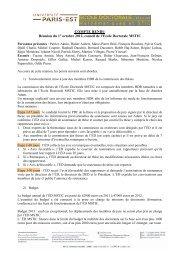 01/10/2012 - Université Paris-Est