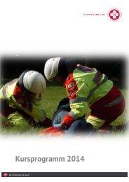 Kursprogramm 2014 - Arbeiter-Samariter-Bund Österreichs