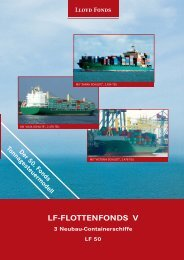 LF Flottenfonds V - Lloyd Fonds AG