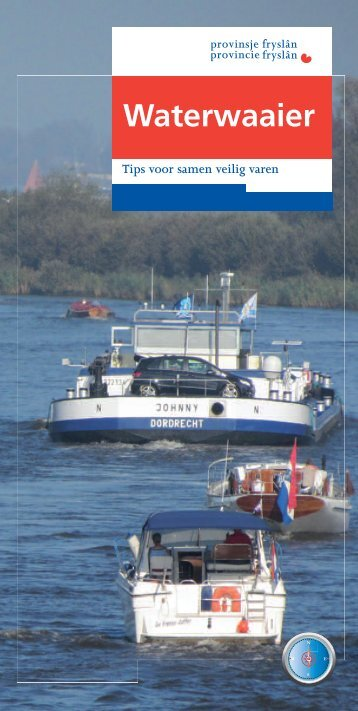 Waterwaaier - Provincie Fryslân