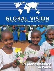 Global Vision 2/2010 - Christoffel-Blindenmission