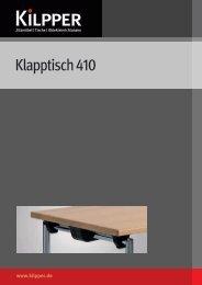 Klapptisch 410