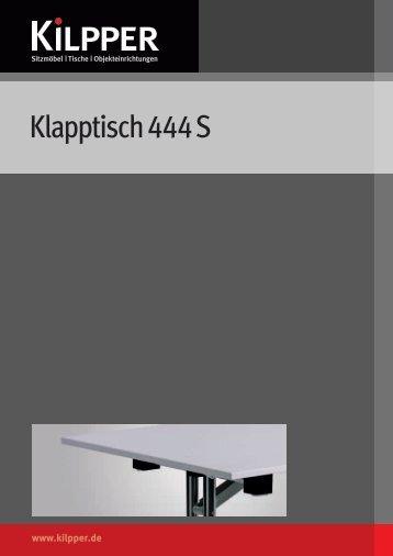 Klapptisch 444 S