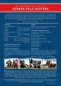 german Polo masters - Sportalm Sylt - Seite 2