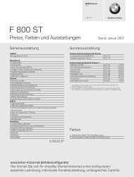 F 800 ST - Face the Power
