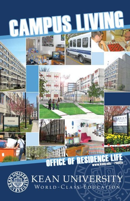 Campus Living (Office of Residence Life) - Kean University on