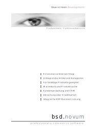 Produktlinien & Funktionsübersicht - Schweizer Shop Software ...