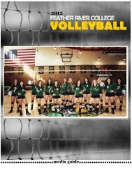volleyball - Feather River College
